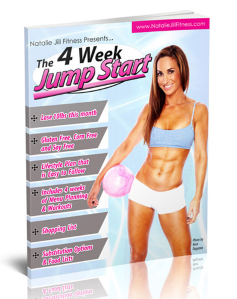 Natalie Jill's Women's 4 WEEK Jump Start